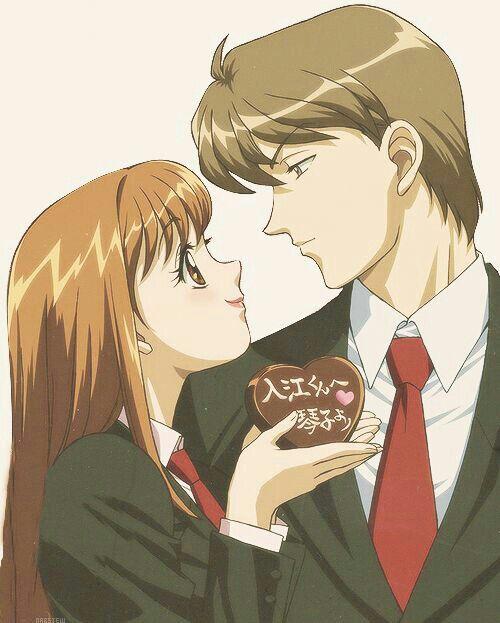 Risultati immagini per itazura na kiss